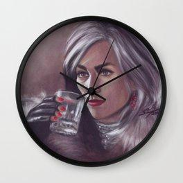 Careful, Darling Wall Clock