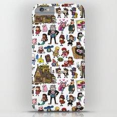 Cute Gravity Falls Doodle  iPhone 6s Plus Slim Case