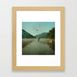 Water Sports Framed Art Print