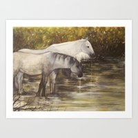 Wild Serenity Art Print