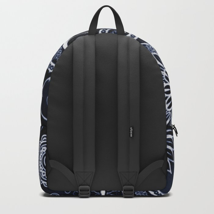 Swirly Swirls Backpack