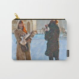 Feeding Fun Tower Of London Carry-All Pouch