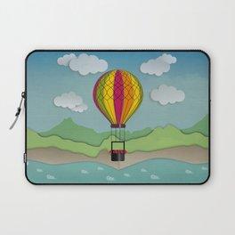 Balloon Aeronautics Sea & Sky Laptop Sleeve