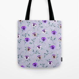 Daylight Floral Tote Bag