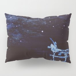 Reaching for Stars Pillow Sham