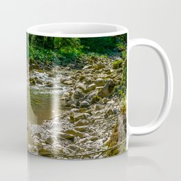 Creek in the Forest Coffee Mug