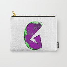 G letter Carry-All Pouch
