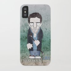 Dr. House Slim Case iPhone X
