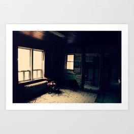 abandonment issues Art Print