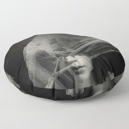 Top of t Lake Floor Pillow
