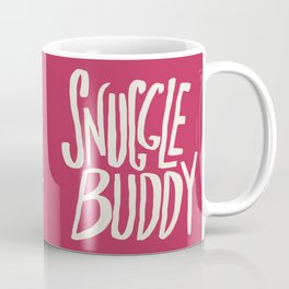 Snuggle Buddy x Pink Coffee Mug