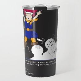 Chrono Lost Travel Mug