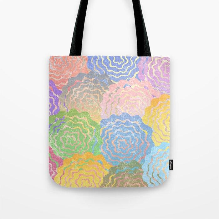 Summer Pattern #7 Tote Bag
