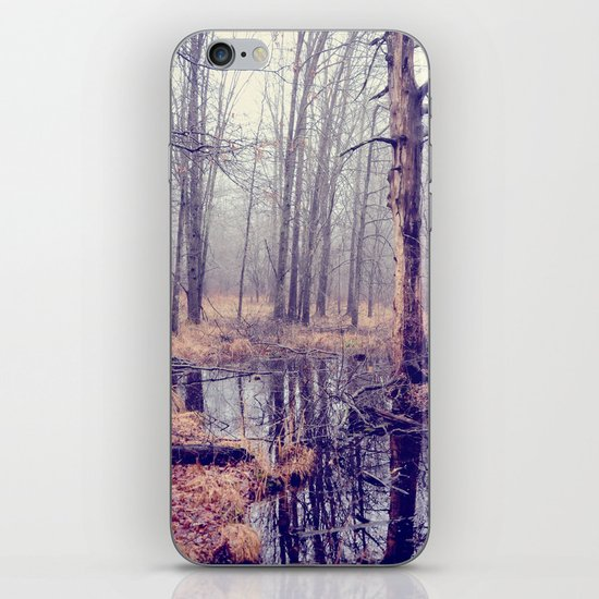 tread softly iPhone & iPod Skin