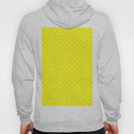 Dots (White/Yellow) Hoody