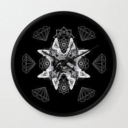 Dark Light Series Wall Clock
