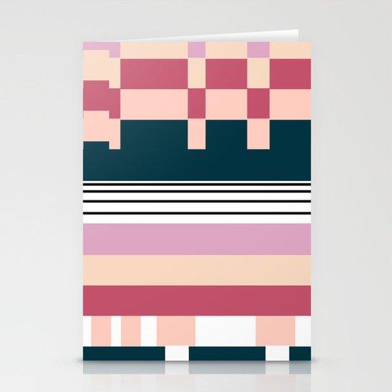 Raspberry Parfait Stationery Cards