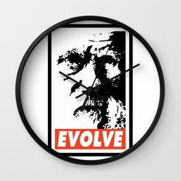 Evolve Wall Clock