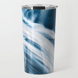 Blue Banshee Falls Travel Mug