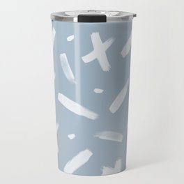 Brushstrokes III Travel Mug