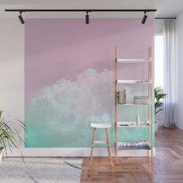Dreamy Candy Sky Wall Mural