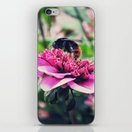 Busy, Busy Bee iPhone Skin