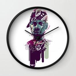 Dilla Wall Clock