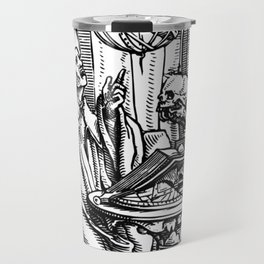 Danse Macabre. XXVII. The Astrologer Travel Mug