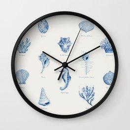 Sea Series Wall Clock