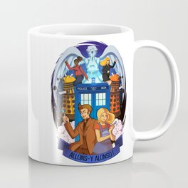 Doctor Who - Allons-y Alonso ! Coffee Mug