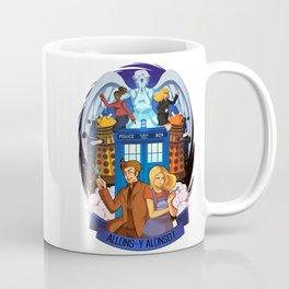 Doctor Who - Allons-y Alonso ! Coffee Mug