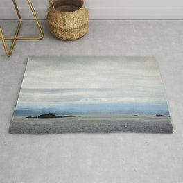blue horizon Rug