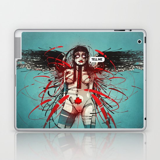 Nymph IV: Exclusive Laptop & iPad Skin