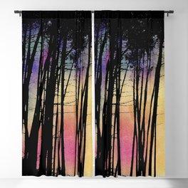 Rainbow World Blackout Curtain