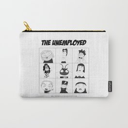 The Unemployed Carry-All Pouch