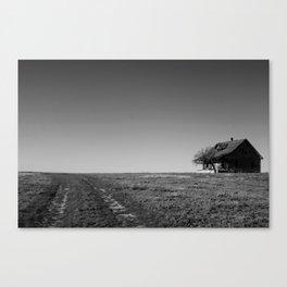 home sweet home. Canvas Print