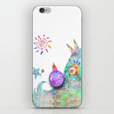 Hate me for it  iPhone & iPod Skin