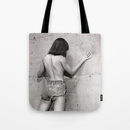 Only shades of Gray Tote Bag
