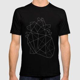 Origami Heart T-shirt