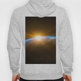 Space View Sunrise Hoody