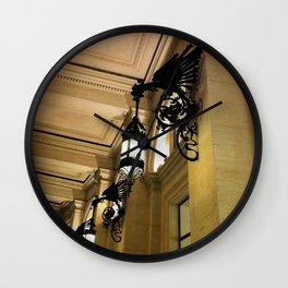 Dragins, Piazza della Repubblica Wall Clock
