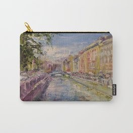 Painting Oil Realism Canvas Art Impressionism Landscape Painting Modern Office Decor Art Collection Carry-All Pouch