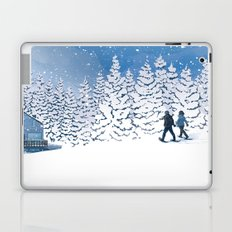 The Fools on the Hill Laptop & iPad Skin