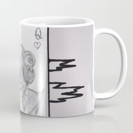 Queen of My Hanging Heart Coffee Mug