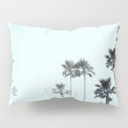 Tranquillity - aqua moon Pillow Sham