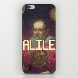 Visions of Galileo iPhone Skin