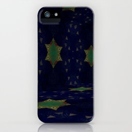 Iconic Hollows 14 iPhone Case