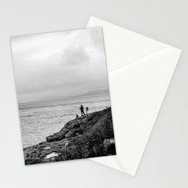 Fishing the Irish Coast Stationery Cards