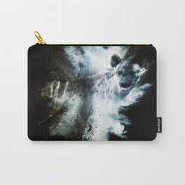 Wild Explosion Collection - The Hyena Carry-All Pouch