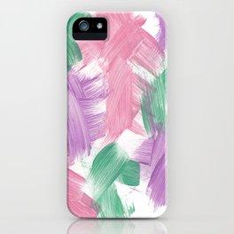 nesia iPhone Case